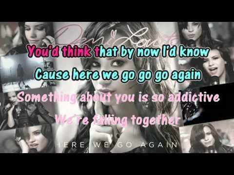 "Demi Lovato ""Here We Go Again""Instrumental"