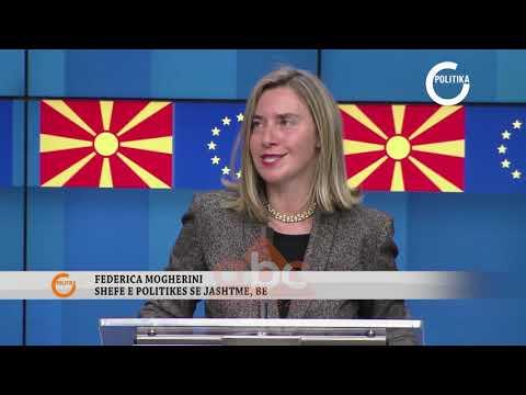 Ilir Meta serish kunder Edi Rames | ABC News Albania