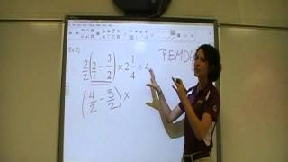 wj algebra 1 order of operations with fractions