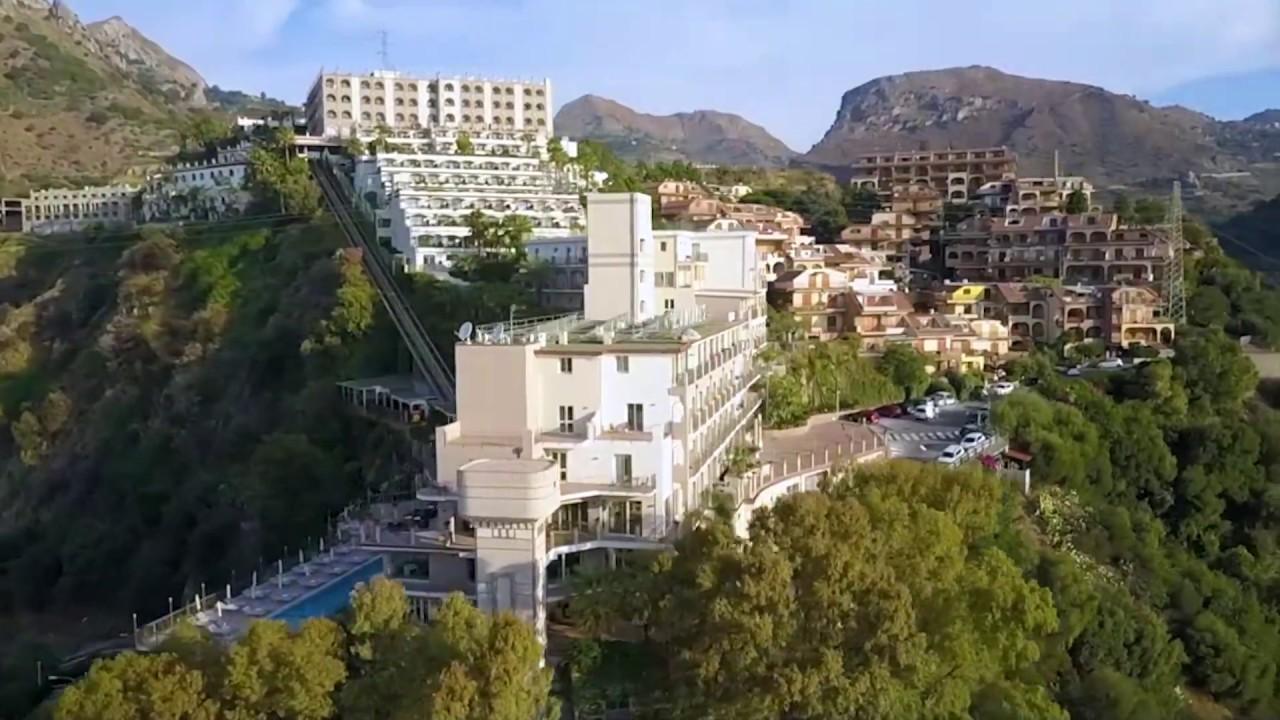 Hotel Antares Olimpo Le Terrazze **** | 2018 | Video Drone ...