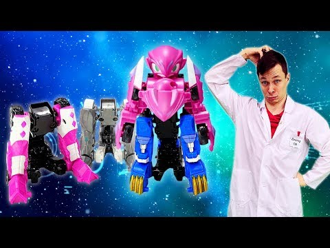 Видео про игрушки и машинки, игры в больницу. Что с ногами Битроида Пикси? Монкарт у Доктора Ой.