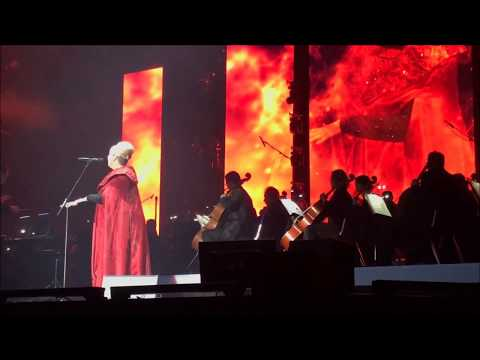 The World of Hans Zimmer feat Lisa Gerrard  in Berlin  Mission impossible 2  Injection