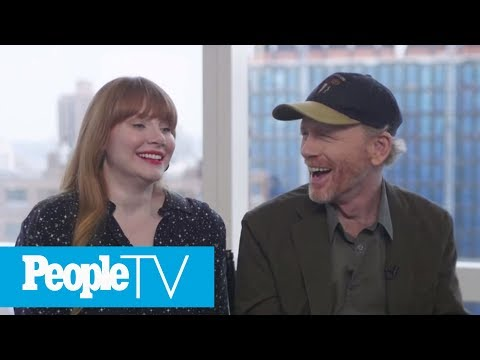 Ron Howard Reveals How Daughter Bryce Dallas Inspired The Opening Scene Of 'Parenthood' | PeopleTV