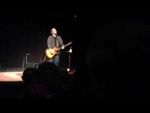 Martin Sexton- In The Journey live- Auburn Public Theater 10/18/14