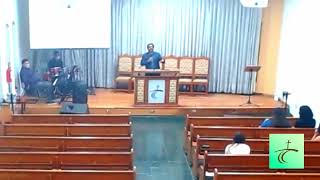 Culto Solene   Igreja Presbiteriana Cidade das Artes   08-11-2020