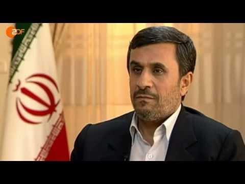 Klaus Kleber im Interview mit Ahmadinedschad Deutsch übersetzt vom 19.03.2012