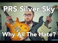 PRS John Mayer Silver Sky, The Most Polarizing Guitar EVER.