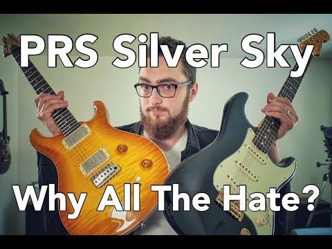 PRS John Mayer Silver Sky, The Most Polarizing Guitar EVER.