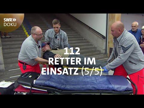 Erste Hilfe Im Rettungswagen | 112 Retter Im Einsatz (5/5) | SWR Doku