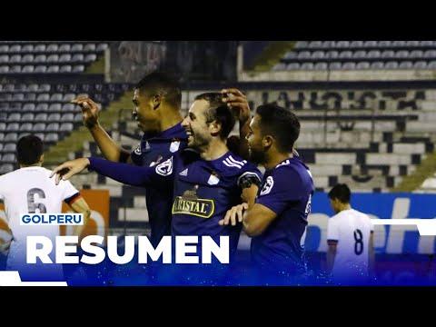 U. San Martin Sporting Cristal Goals And Highlights