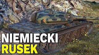 NIEMIECKI RUSEK - T 55A - World of Tanks