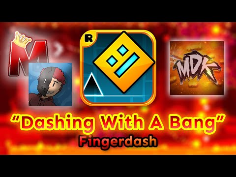 """Dashing With A Bang"" (Geometry Dash Singing - Fingerdash) ft. CalOZo"