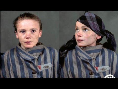 Marina riporta in vita il dramma dell'olocausto: 'Vedere a colori ci fa capire cosa hanno vissuto'