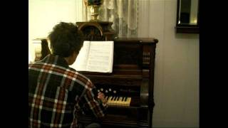 Moonlight Sonata for Pump Organ!
