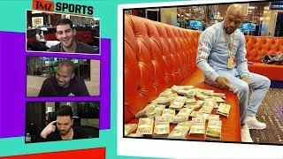 Floyd Mayweather: I Bought an $18 Million Watch!!! | TMZ Sports