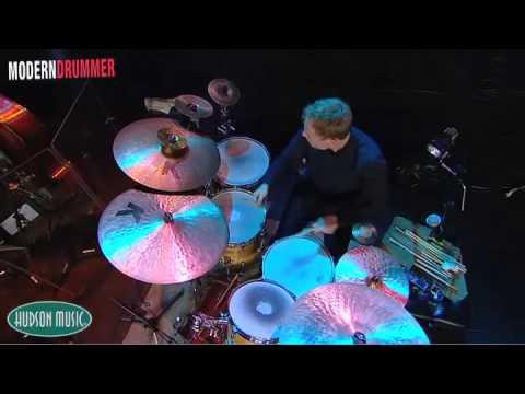 Bill Stewart: Live at Modern Drummer 2008