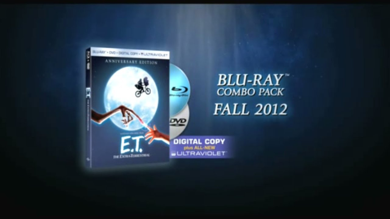 Download E.T. the Extra-Terrestrial Blu-ray Trailer