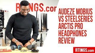 Audeze Mobius vs SteelSeries Arctis Pro + GameDac Headphones Review  - RTINGS.com