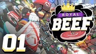 Royal Beef #01 | Mario Kart 8 Deluxe