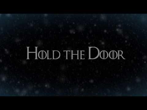 Hold the Door - Ramin Djawadi