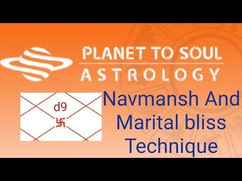 Navmansh Technique to read 7th house[ Marital Bliss ] by Sunilee..