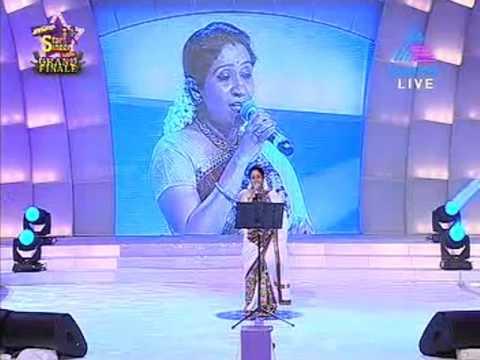 Sujatha Mohan Singing Manju Peyyana Live in MSS