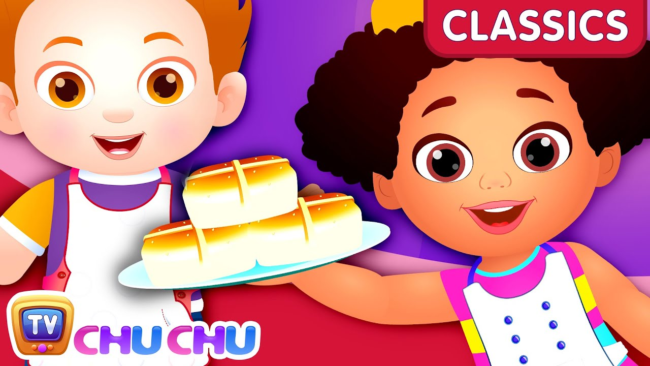 ChuChu TV Classics - Hot Cross Buns - Nursery Rhymes and Kids Songs