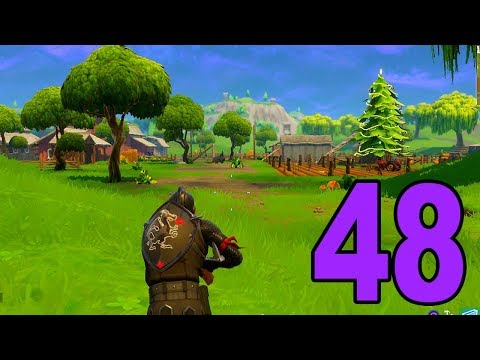 Hollow Is The WORST Teammate 😂 - Fortnite Battle Royale (Part 48)