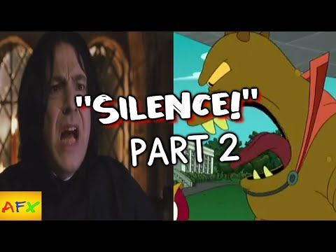 """SILENCE!"" SUPERCUT PART 2 By AFX"
