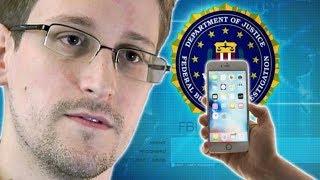 7 Apps que usa Snowden