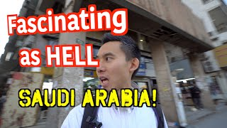 Travel SAUDI ARABIA! Culture SHOCK in Riyadh (Melting Pot Downtown)