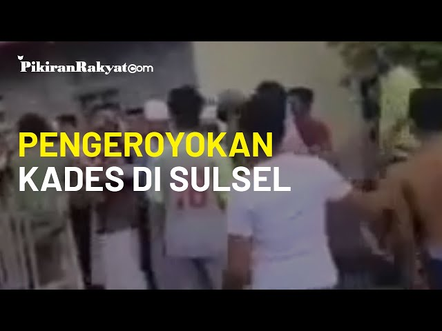 Keroyok Kepala Desa di Buol, Sulawesi Selatan Selepas Salat Ied, 19 Orang Diamankan Polisi