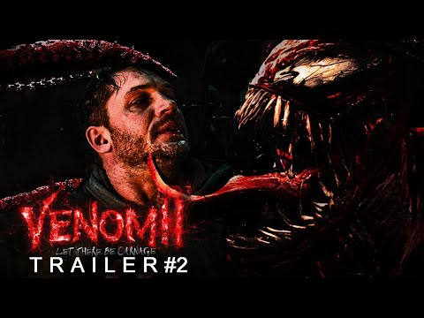 VENOM 2 (2021) LET THERE BE CARNAGE — First Trailer Concept | Tom Hardy | Woody Harrelson