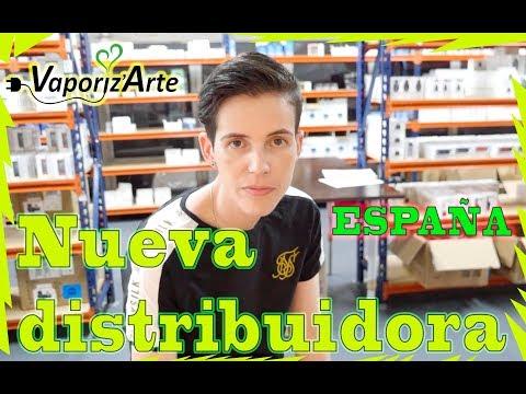 Nueva DISTRIBUIDORA de vapeo en España