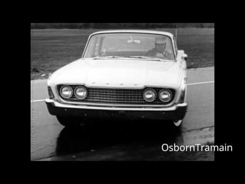 1960 Ford Motor Company Commercial - Driving Instructions