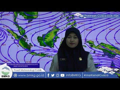Prakiraan Cuaca Esok Hari Kamis, 07 Februari 2019 Mp3