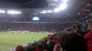 Video Gol Pertandingan Bayer Leverkusen vs Benfica