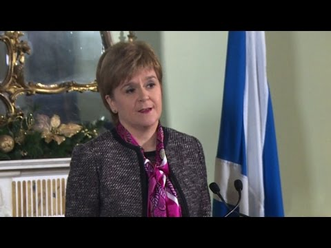 Scotland unveils plan to stay in EU single market after Brexit