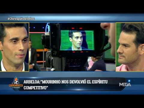 """Arbeloa: """"Jamás trabajaría en el Barça. Antes me voy al paro"""""""