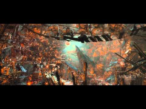 The Hobbit: An Unexpected Journey - Weta Digital VFX Overvie
