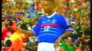 Все голы Чемпионата мира по футболу 1998г
