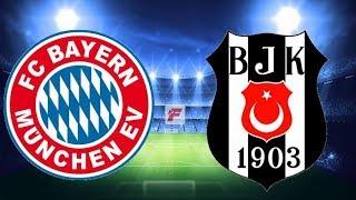 Bayern Münih vs Beşiktaş Şampiyonlar Ligi maçı ne zaman, saat kaçta, hangi kanal
