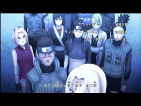 Naruto Shippuden Opening 7 HD