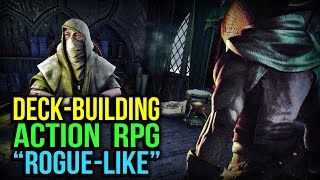 Hand of Fate 2 | Deck Building Roguelike Action RPG (Hand of Fate 2 Gameplay PC Quick Look)