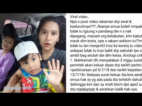 Respon Atul Mokcun Terhadap Video Yg Disebarkan Oleh Bekas Suaminya