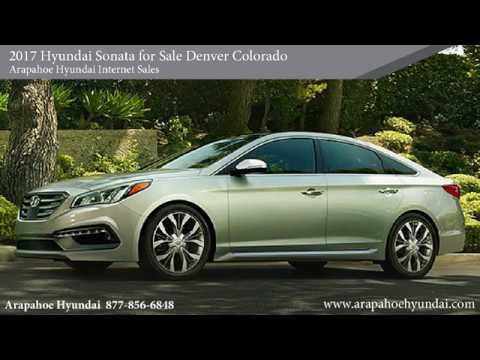 2017 Hyundai Sonata for Sale Denver Colorado - YouTube