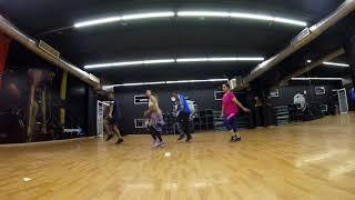 No lo trates pitbull Daddy Yankee y Natty Natasha coreografía fitness