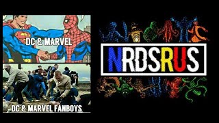 Podcast#17 DC And MARVEL CINEMATIC UNIVERSES