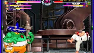 Marvel vs. Capcom 2: New Age of Heroes - Marvel vs. Capcom 2: New Age of Heroes (Sega Dreamcast) - Vizzed.com GamePlay - User video