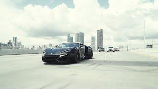 Lykan HyperSport Taking Over Miami